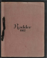 1912 Buena Vista University Yearbook