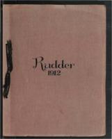 1912 Buena Vista University Yearbook