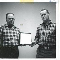 Commissioners Lorianne Gray and Harold Sullivan, 1966
