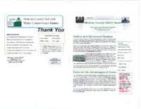 Monroe County SWCD newsletter, 2013