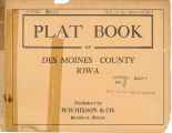 Plat book of Des Moines County, Iowa