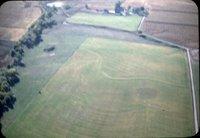 Terracing on Don Carper farm, 1947