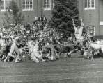 Iowa State vs. Kansas football game