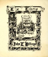 John L. Bittinger Bookplate