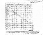 Iowa land survey map of t086n, r003w