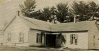 St. Joseph's Catholic Church rectory in Garnavillo, Iowa -1877