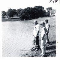 Roger Hertensen pond, 1969