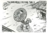 Taliban missile defense shield