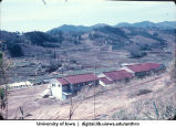 Tatami factory, Shinkyo commune, Nara-ken, Japan, April 1965