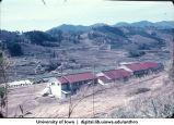 Tatami factory, Shinkyo commune, Nara-ken, Japan, April 1965