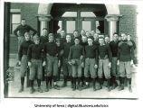 Iowa football team, The University of Iowa, 1927