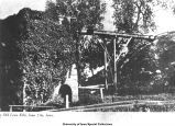 Lime kiln, Iowa City, Iowa, 1890s