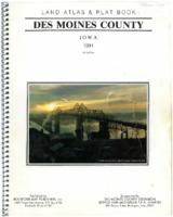 1991 - Land Atlas & Plat Book, Des Moines County, Iowa