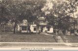 Ridge Road, Dr. Walter L. Bierring Residence