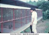 Rare bird zoo, Yamagishi Kai, Mie-ken, Japan, 1965