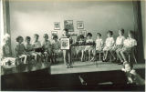 First-grade presentation, The University of Iowa, June 1, 1932
