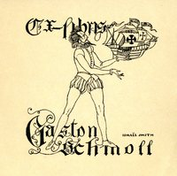 Gaston Schmoll Bookplate