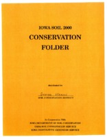Iowa Soil 2000 Conservation