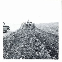 Preparing land for planting, 1969