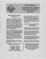 Soil & Water Conservation Update - 2000.