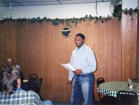 NRCS District Conservationist Terrance Rudolph