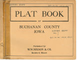Plat book of Buchanan County, Iowa