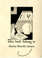 Charles Douville Coburn Bookplate