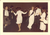 Dancing at Highland Arts and Tartan Ball, The University of Iowa, 1978