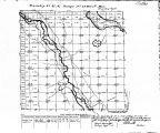 Iowa land survey map of t081n, r028w