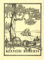 Kenneth Roberts Bookplate