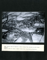 0226.  Aerial View of Malvern, Iowa