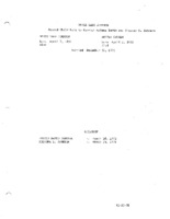 Fricke Family Genealogy, Volume II - Fredericka Fricke & Richard Davis (PART TWO of Part XI)