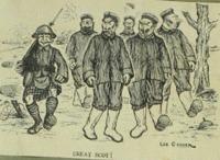 WWI Cartoon_Exhibit