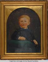 Portrait of George Burden