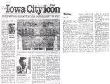 Iowa City Press Citizen clippings, 1997