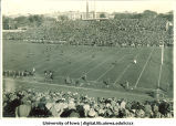 Iowa-Illinois homecoming football game, The University of Iowa, October 17, 1925