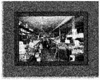 Interior of Hitchcock General Store, 1929