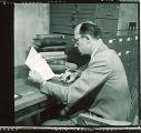 Librarian, The University of Iowa, 1950s
