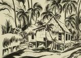 Nipa huts