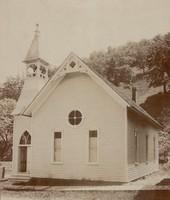 First Methodist Church in Clayton, Iowa -1891-1892