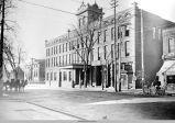 Lacey Hotel, Oskaloosa, 1903-1913; Mahaska County, Iowa
