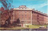Currier Hall, The University of Iowa, 1940s