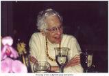 Louise Noun at Rekha Basu's home, March 2001
