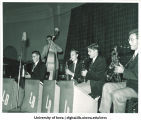 Music ensemble Homecoming dance, Iowa Memorial Union, The University of Iowa, October 7, 1950