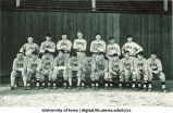 Iowa baseball team, The University of Iowa, 1920s