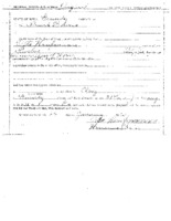 Notice of suit to Frank Bowers by Otto Kaufmann