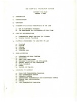 1965 revised Lee County Soil Conservation District work plan.