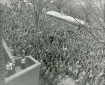 Homecoming Pep Rally, 1949