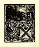 Percy Neville Barnett Bookplate
