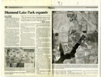 Diamond Lake Park Expands
